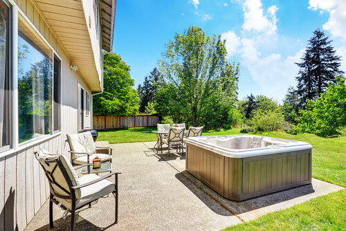 Hot Tub Removal in Overland Park, Lawrence, Olathe